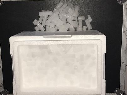 Trockeneis Nuggets Box 15 Kg