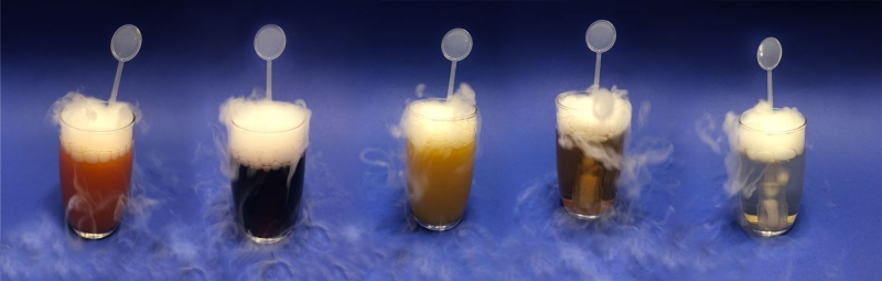 10 Stk Ice Bubbler